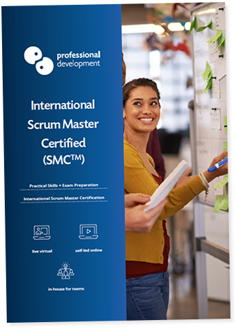 Scrum Master Certified Course Dublin Brochure
