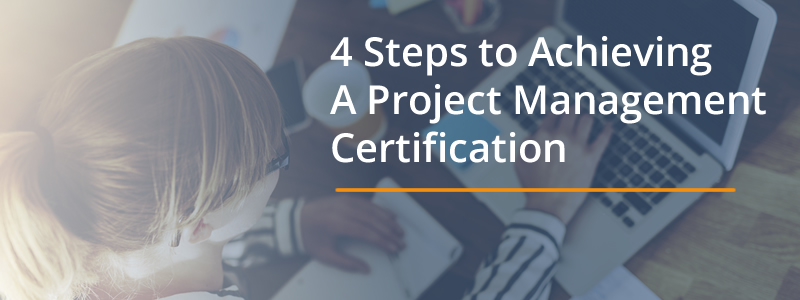 How to Get a Project Management Certification