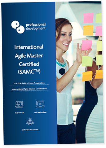 Agile Course Brochure