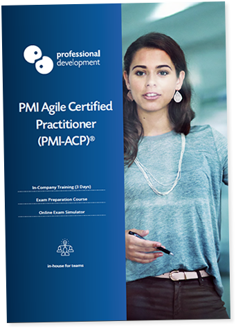 PMI-ACP Exam prep Course Brochure