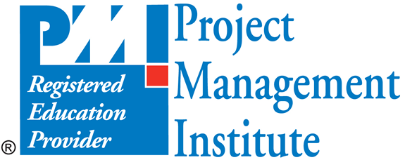 PMI Registered Education Provider (R.E.P.) logo