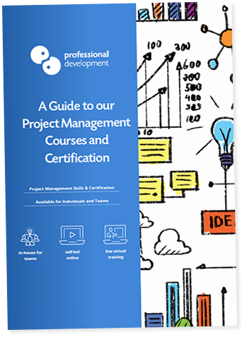 Project Management Courses Brochure