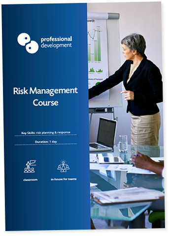 Risk Management Course Brochure